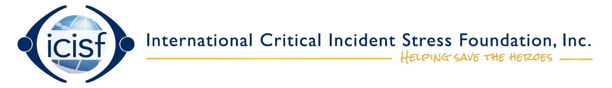 ICISF | International Critical Incident Stress Foundation, Inc.
