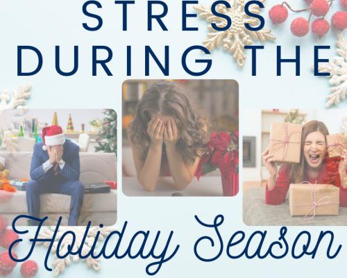 Stress holiday season
